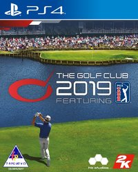The Golf Club 2019 featuring PGA TOUR (PS4) - Cover