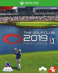 The Golf Club 2019 featuring PGA TOUR (Xbox One) - Cover