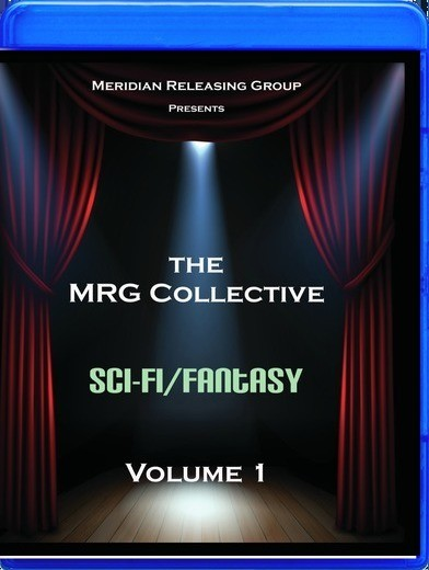 Mrg Collective Scifi/Fantasy 1 (Region A Blu-ray)