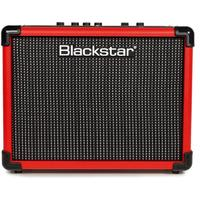 Blackstar ID:Core Stereo 10 V2 10 watt Electric Guitar Limited Edition Amplifier Combo (Red)
