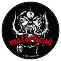 Motorhead War Pigs Sew On Patch - Cover