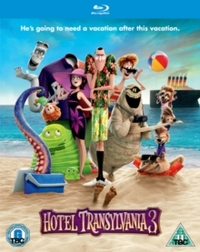 Hotel Transylvania 3 A Monster Vacation Blu Ray