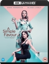 Simple Favour (4K Ultra HD + Blu-ray)