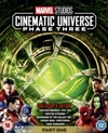 Marvel Studios Cinematic Universe: Phase Three - Part One (Blu-ray)