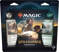 Magic: The Gathering - Spellslinger Starter Kit 2018 (Trading Card Game) - Cover