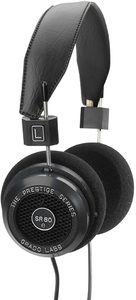 Grado Labs SR80e Prestige Series Headphones - Cover
