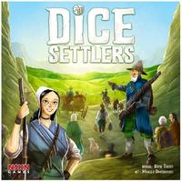 Dice Settlers (Board Game)