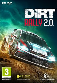 DiRT Rally 2.0 (PC) - Cover