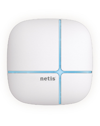 Netis - 300Mbps Wireless N High Power Ceiling-Mounted Access Point (IEEE 802.3af&at PoE) - Cover