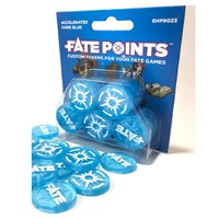 Fate Points - Accelerated Core Blue - Cover