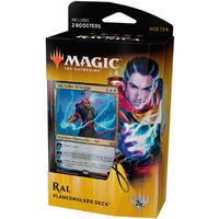 Magic: The Gathering - Guilds of Ravnica Preconstructed Deck - Ral (Trading Card Game)