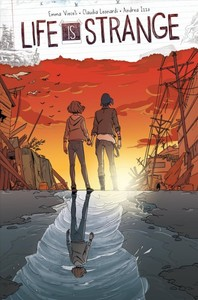 Life Is Strange Collection: Dust - Emma Vieceli (Paperback)
