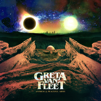 Greta Van Fleet - Anthem of the Peaceful Army (Vinyl) - Cover