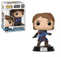 Funko Pop! Star Wars - Clone Wars - Anakin Vinyl Figure - Cover
