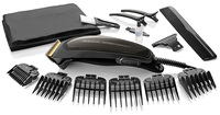 "Taurus - Hair Clipper - Titanium Black 6w ""Mithos Titanium Plus"" (16 Piece Set) - Cover"