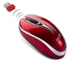 Genius Mini Navigator 900 Wireless Mouse - Ruby