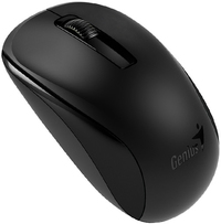 Genius NX-7005 Wireless Ambidextrous Mouse - Black - Cover