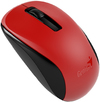 Genius NX-7005 Wireless Ambidextrous Mouse - Red