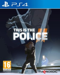This Is The Police 2 (PS4) - Cover