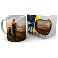 Doctor Who - 13th Doctor Ceramic Mug
