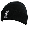 Liverpool - Cuff Knitted Hat - Black
