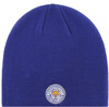 Leicester City - Beanie Knitted Hat - Royal