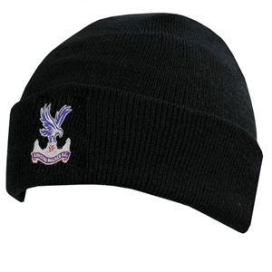 51767d85f7a Crystal Palace - Cuff Knitted Hat - Navy - Merch Online