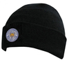 Leicester City - Cuff Knitted Hat - Black