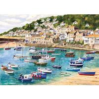 Gibsons - Mousehole Puzzle (1000 Pieces)