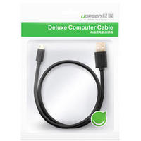 Ugreen 3m USB 2.0 Type-A Male to Micro USB Male USB Cable - Black