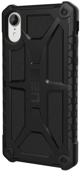 new concept 3408c 4888f UAG Monarch Series Case for Apple iPhone XR - Black and Black