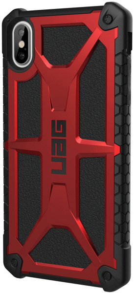 detailed look 9f63a a95cb UAG Monarch Series Case for Apple iPhone XS Max - Crimson