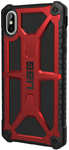 UAG Monarch Series Case for Apple iPhone XS Max - Crimson
