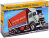Italeri - 1/72 - Magirus-Deutz 360M19 Canvas (Plastic Model Kits)