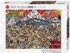 Heye - British Music History Puzzle (2000 Pieces)