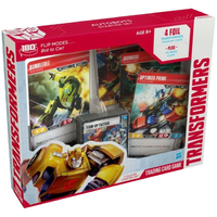 Transformers Trading Card Game - Autobots Starter Set (Trading Card Game)