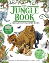 Jungle Book: a Colouring Transfer Book - Rudyard Kipling (Paperback)
