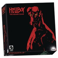 Hellboy: The Board Game (Board Game) - Cover