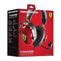 Thrustmaster - T.Racing Scuderia Ferrari Edition Gaming Headset (PC/Gaming)