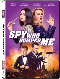 The Spy Who Dumped Me (DVD)