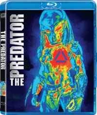 The Predator (Blu-ray) - Cover