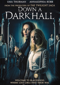 Down a Dark Hall (DVD) - Cover