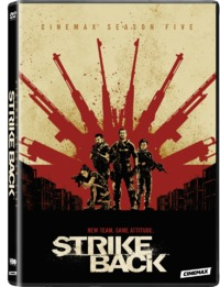 Strike Back - Season 5 (DVD)
