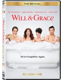 Will & Grace - The Revival - Season 1 (DVD)