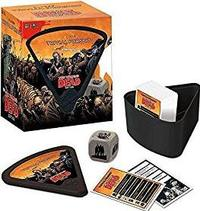 Winning Moves - Trivial Pursuit - Walking Dead (Board Game) - Cover