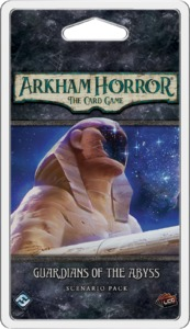 Arkham Horror: The Card Game - Guardians of the Abyss Scenario Pack (Card Game) - Cover