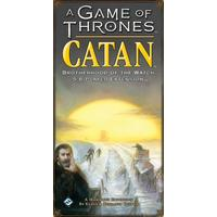 A Game of Thrones: Catan – Brotherhood of the Watch - 5-6 Player Extension (Board Game)