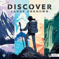 Discover: Lands Unknown (Board Game)