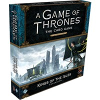 A Game of Thrones: The Card Game (Second Edition) - Kings of the Isles Expansion (Card Game) - Cover