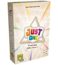 Just One (Party Game) - Cover